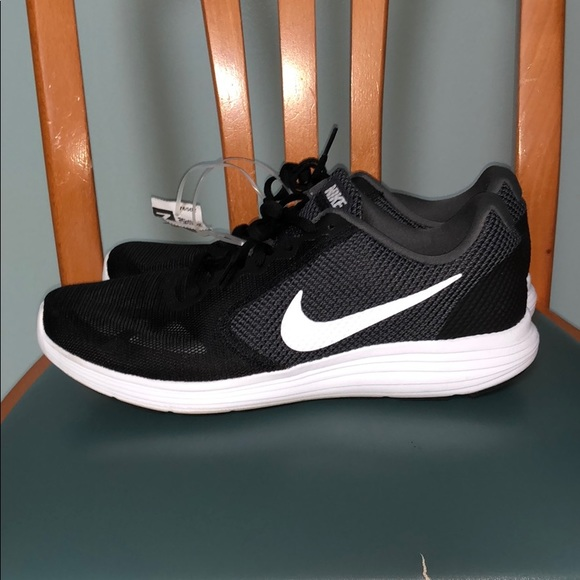 finest selection 3a582 4b54c Nike Revolution 3 Mens Running Shoes Size 11.5 NEW NWT